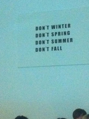 Don´t fall