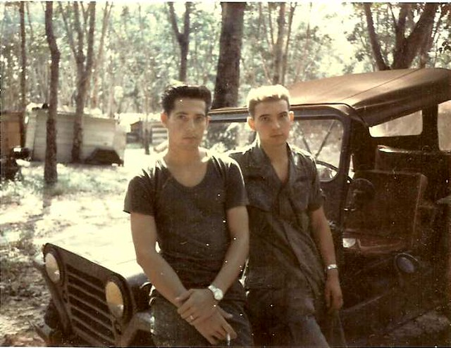 Frank Davis Amp Jeffrey R Bernson Dau Tieng Base Camp Nov