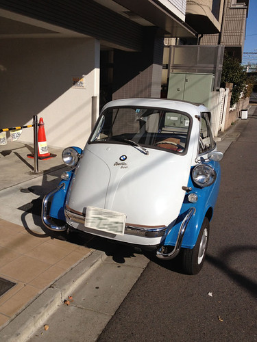 Happy New Year 2012 -BMW Isetta-