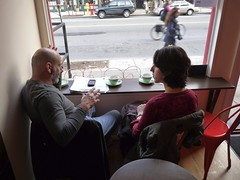 De Luxe Coffee, 7th Ave