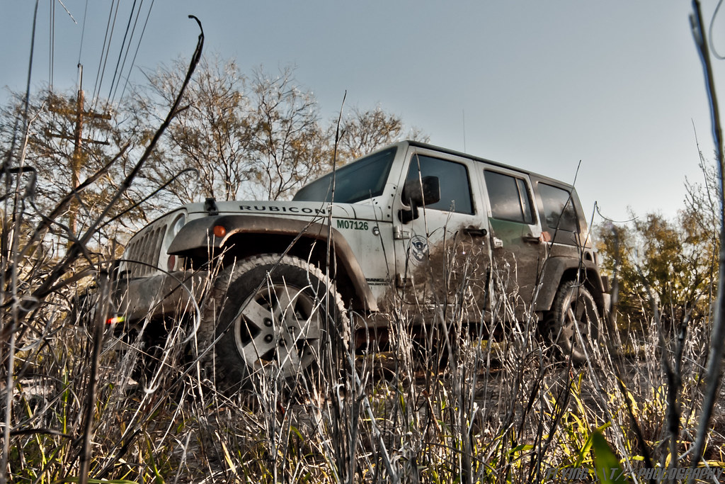 jeep in its natural habitat | B Photography TX | Flickr