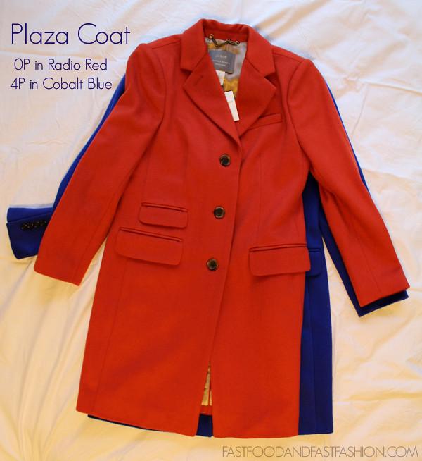 j crew plaza coat