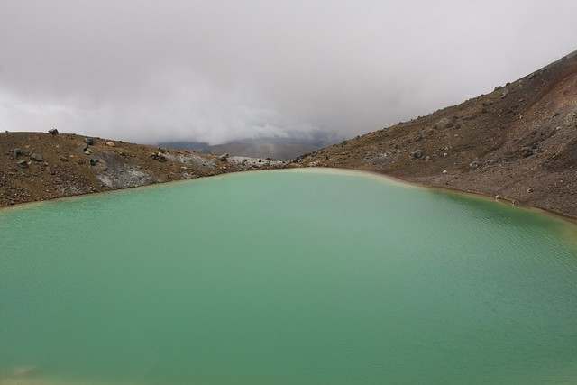 Emerald Lake, Mt. Tongariro