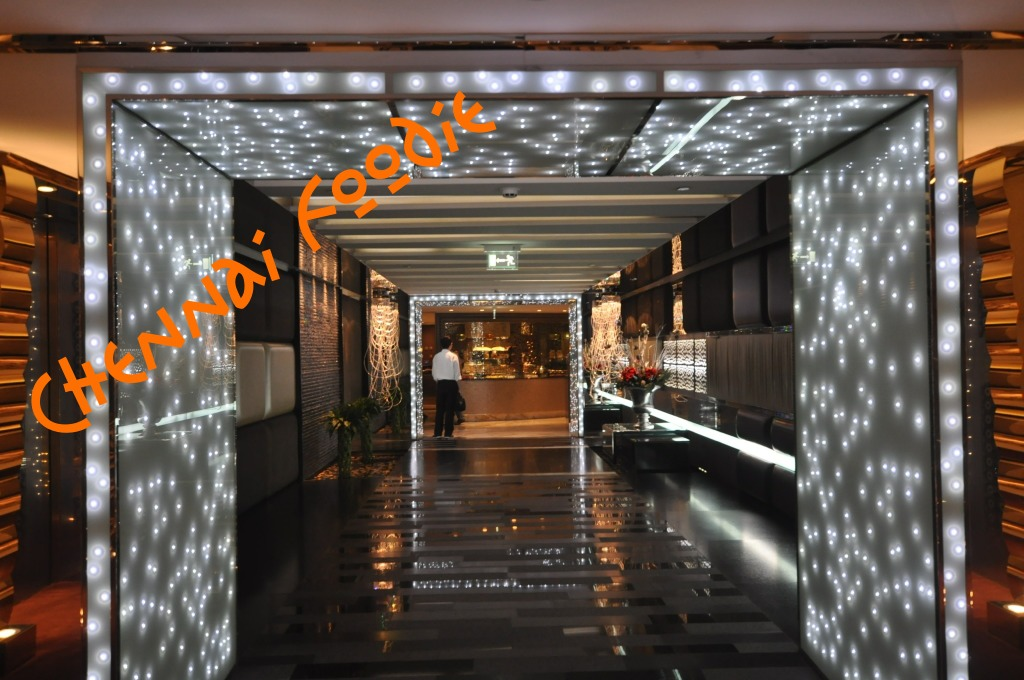 Junsui Lounge, Burj al Arab, Dubai