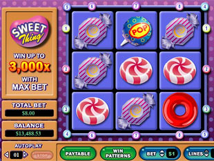 Sweet Thing slot game online review