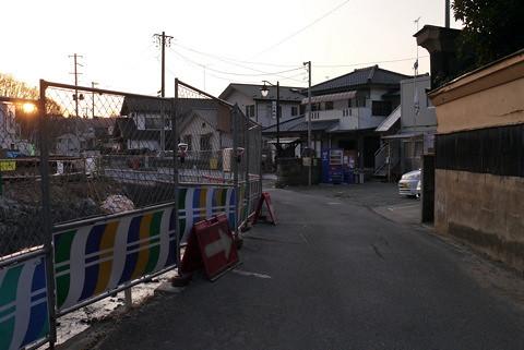 小さな城下町三春を歩く