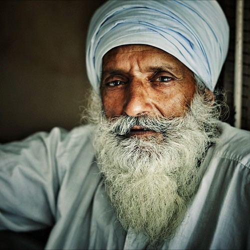 Man of Amritsar by Serhan Keser