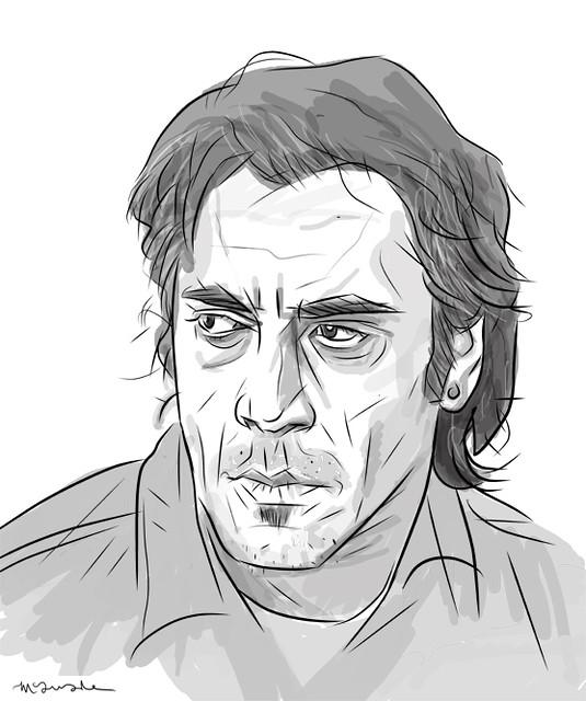 Javier-Bardem-by-Patrick-McQuade | Flickr - Photo Sharing! Javier Bardem