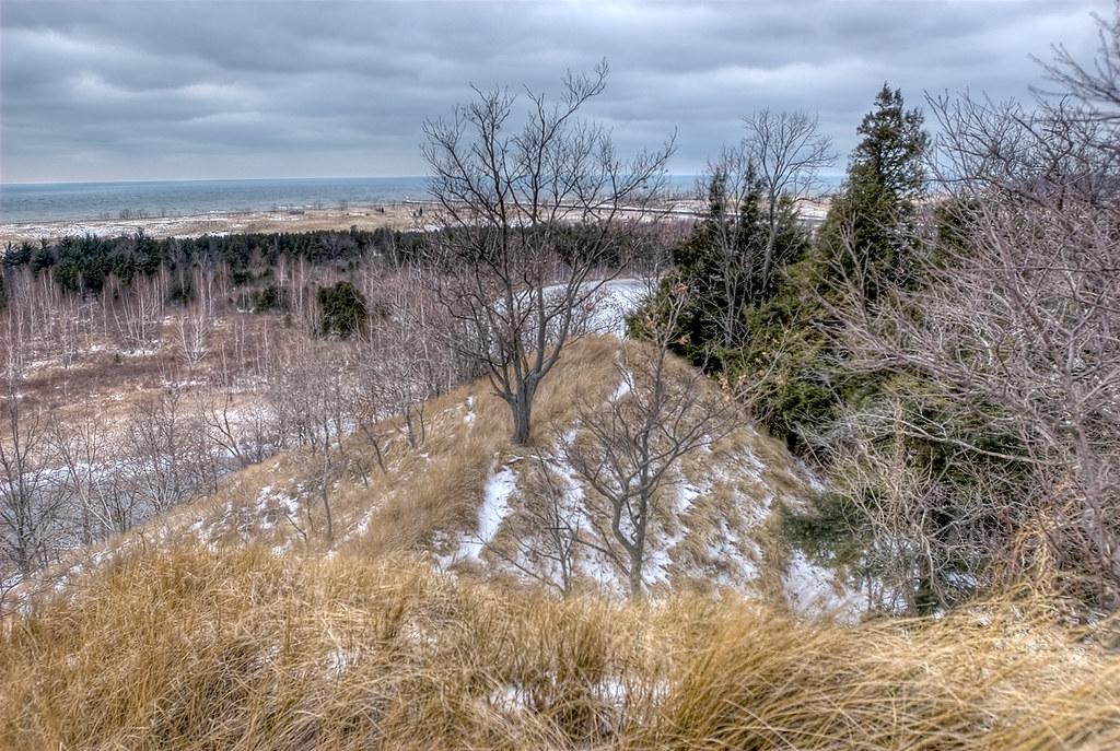 Mount Baldhead Michigan Tripcarta