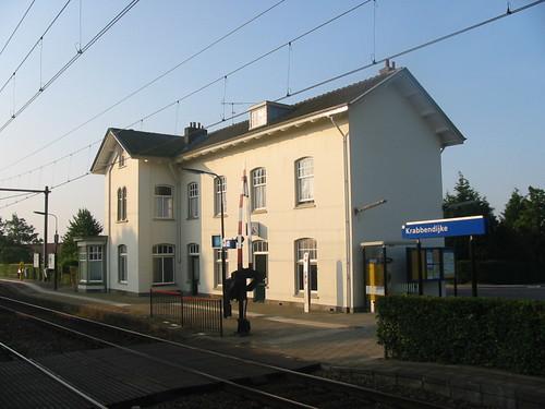 Station Krabbendijke (1868)