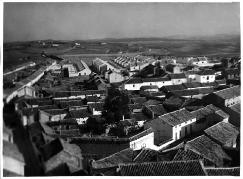 Barriada de las Casas Nuevas (Porcuna). c. 1944