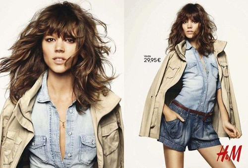 Freja-Beha-H&M-primavera-verano-2011