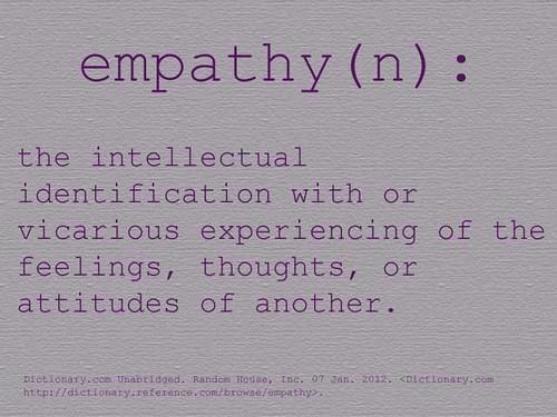 Empathy Definition