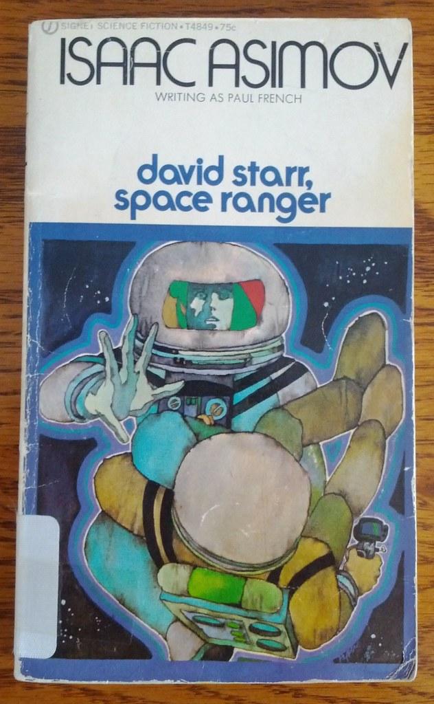 DavidStarrSpaceRanger