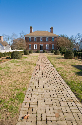 George Wythe Home - Williamsburg VA by Runninghounds Photography