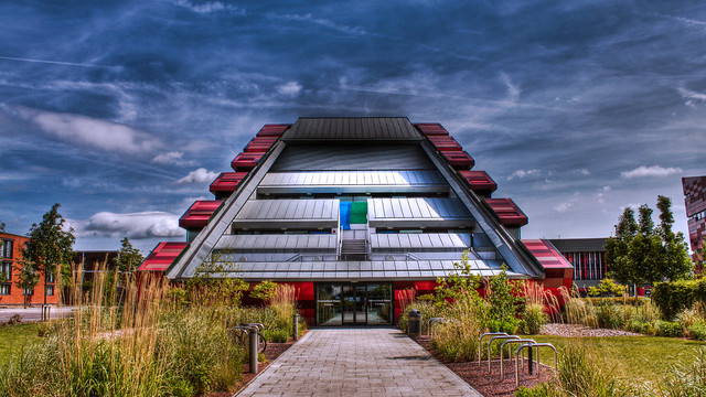 0268 - England, Nottingham, Jubilee Campus HDR