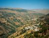 Kopce v okolí Granady, foto: Jana Kadochová