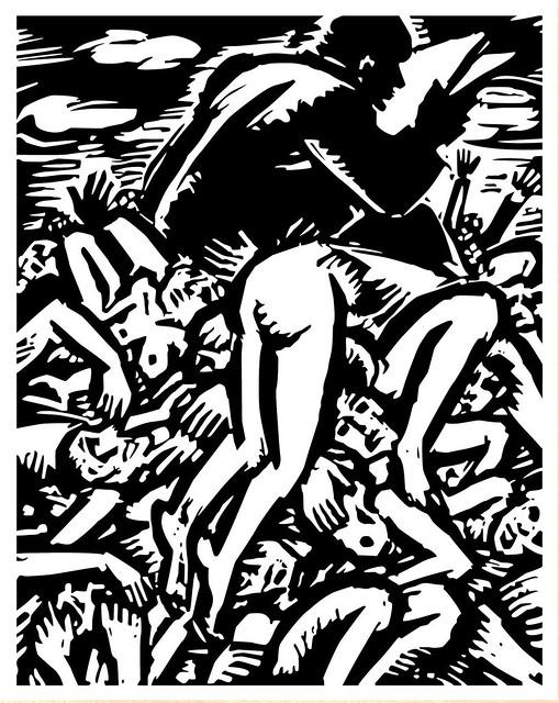 Notre Temps 08 - Frans Masereel - 1952