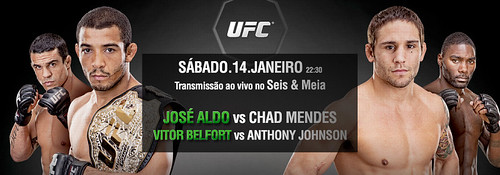 Banner UFC - Seis & Meia by chambe.com.br