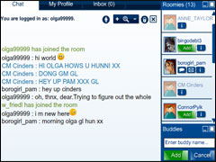 BetFred Chat Room