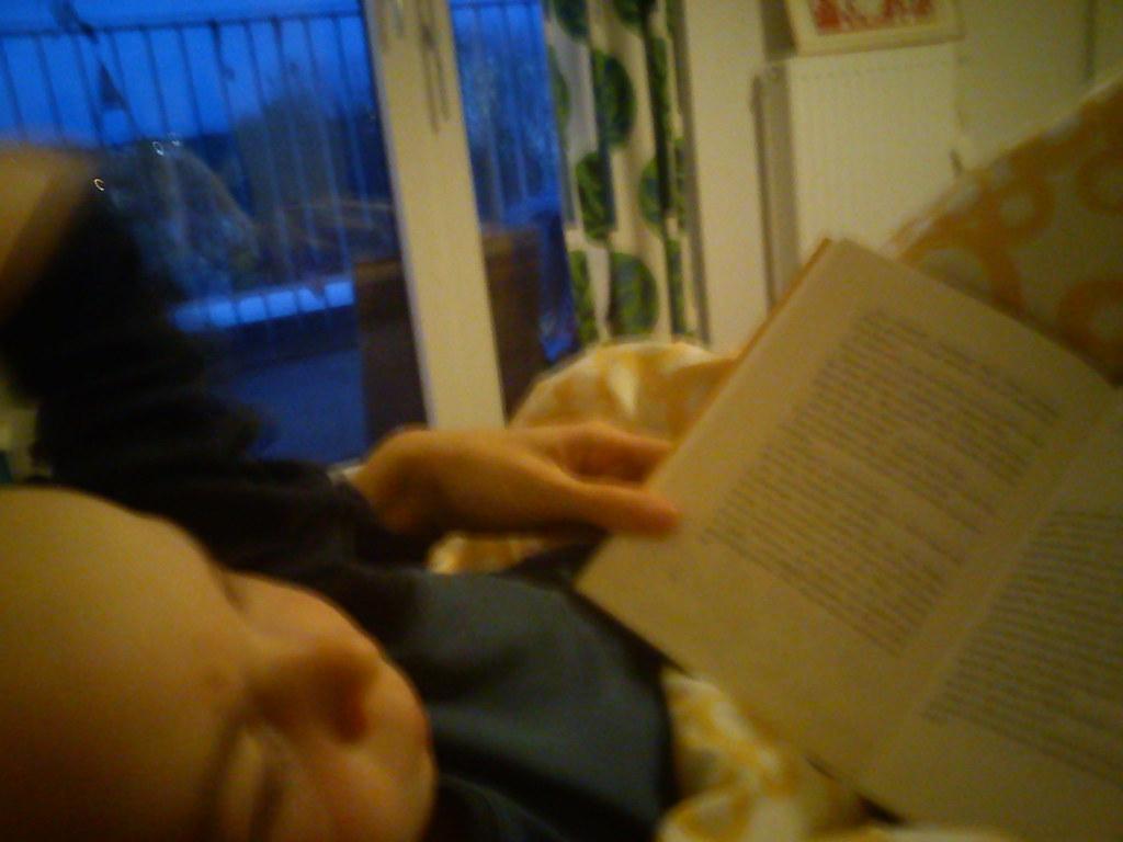 Morgentliche Lesestunde