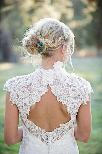 vestido de noiva encontrado em theknottybride