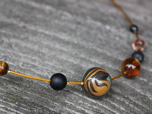 Orbital Necklace - Planetary System TIGRITAE ASTRALE