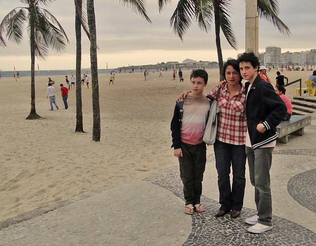 Copacabana-jun/2011