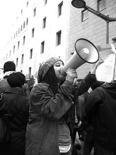 Fight Rape Protest