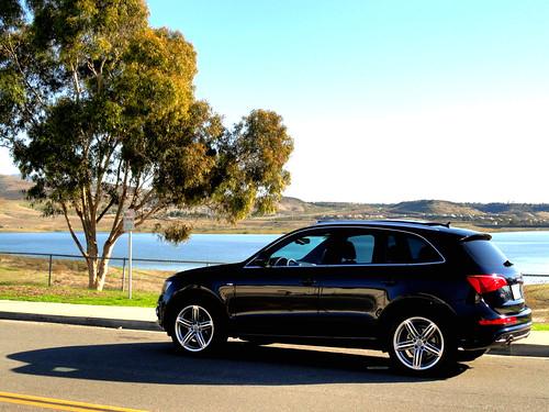 2011 Audi Q5 Side View