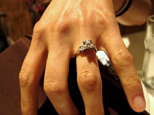 Anna's engaged!!