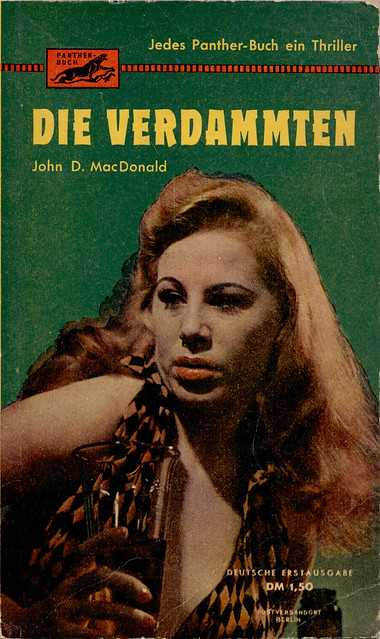 Panther Buch 49 The Damned