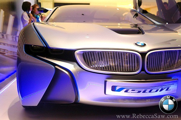 BMW Vision Efficient Concept Car-10