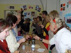 Jak jsme otevírali nové prostory TyfloCentra ve Znojmě, 9. 11. 2011