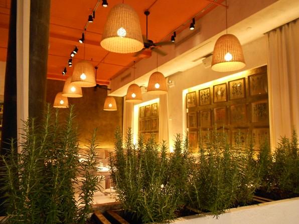 Restaurante Fig & Olive - Nova York