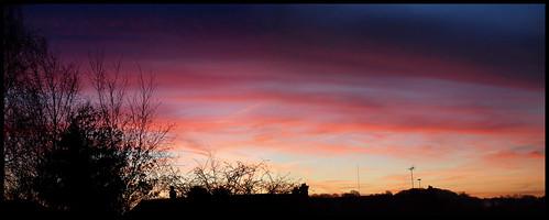 Sunrise 17 January, version 3
