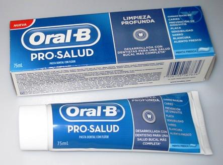 Con la marca Oral–B de Procter   Gamble llegó a Colombia la nueva  generación de cremas dentales que busca revolucionar el estado de la salud  bucal de ... 1322519ae540