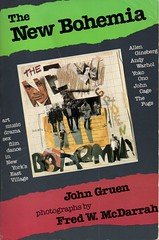 Cover shot John Gruen - The New Bohemia