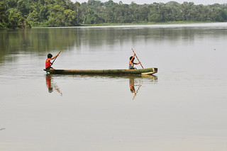HUMEDAL LIMONCOCHA ECUADOR