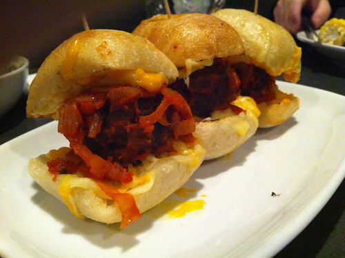 Meatball Sliders