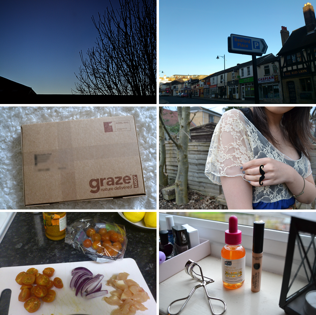 daisybutter - UK Style Blog: week in photos, photo diary, student life, food blog, southampton