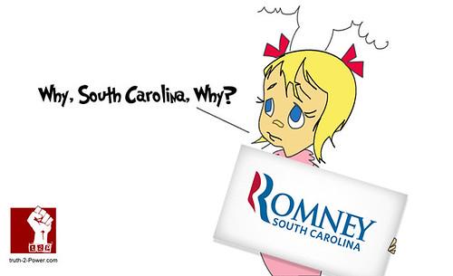 Why South Carolina, Why?