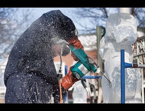 Ice Festival by Urban Idealist