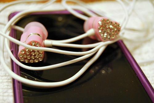 Heart Ear Buds