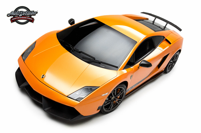 Lamborghini Superleggera LP 570-4