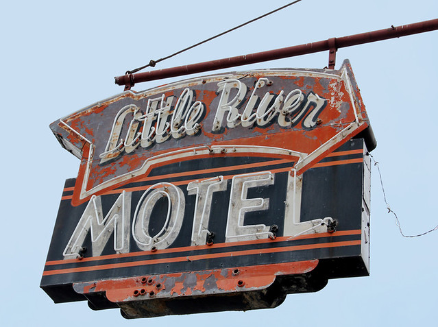 Little River Motel - Hopkinsville, Kentucky U.S.A. - July 22, 2011