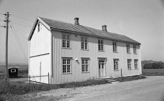 Skjøstad skole, Byneset (1980)
