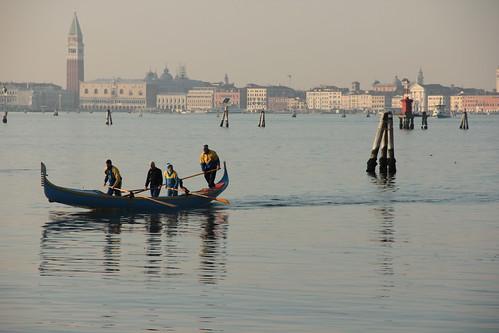 Piazza San Marco from Lido di Venezia