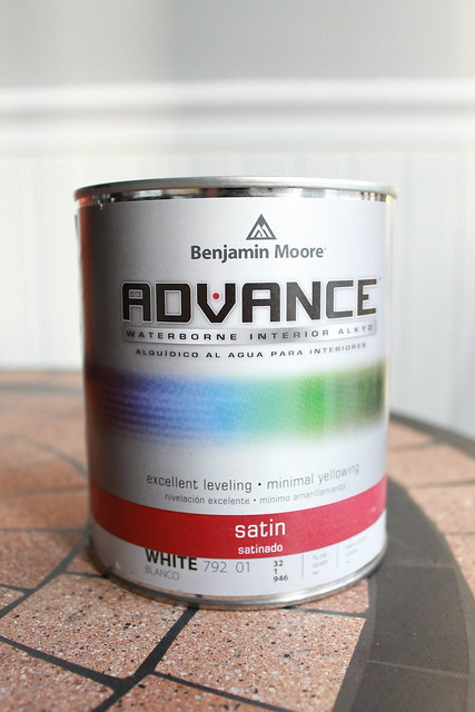 benjamin moore furniture paintThe Trouble with White Furniture  Decor Adventures