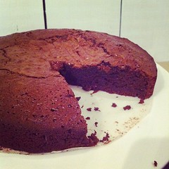 Delphine's chocolate cake
